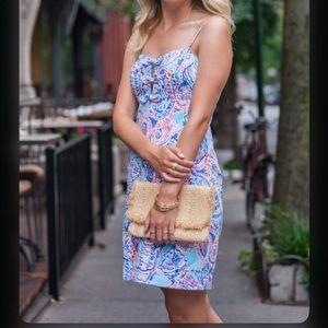 Lilly Pulitzer Petra Spaghetti Strap Dress